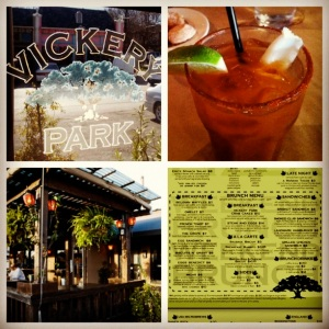 Vickery Park Brunch