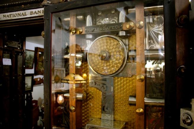 McKinney vintage shop