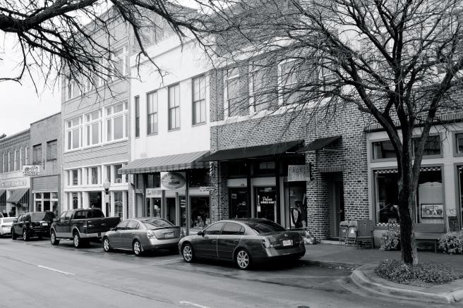 downtown McKinney