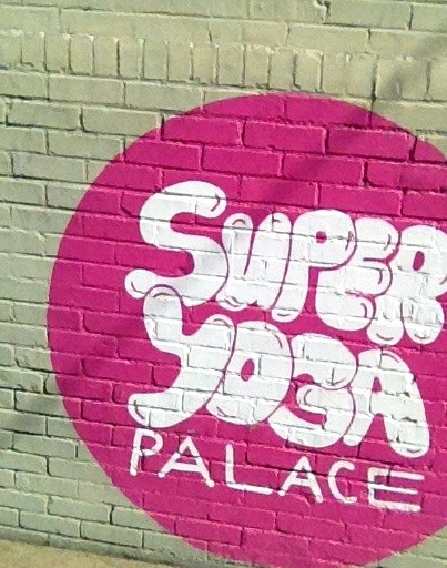 Super Yoga Palace Dallas Deep Ellum