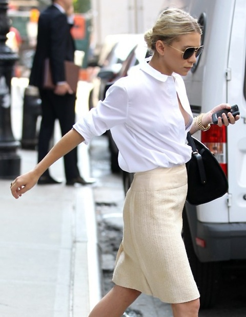 ashley olsen work style