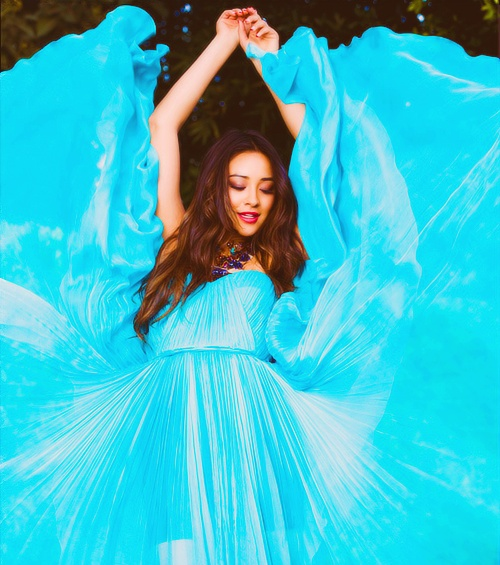 shay mitchell vogue
