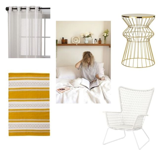 Bedroom Inspiration Mood Board Target