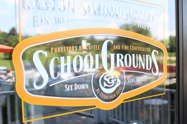 school grounds coffee WI