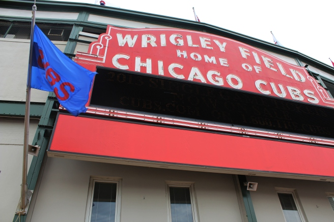 Wrigley Field and Chicago Cubs
