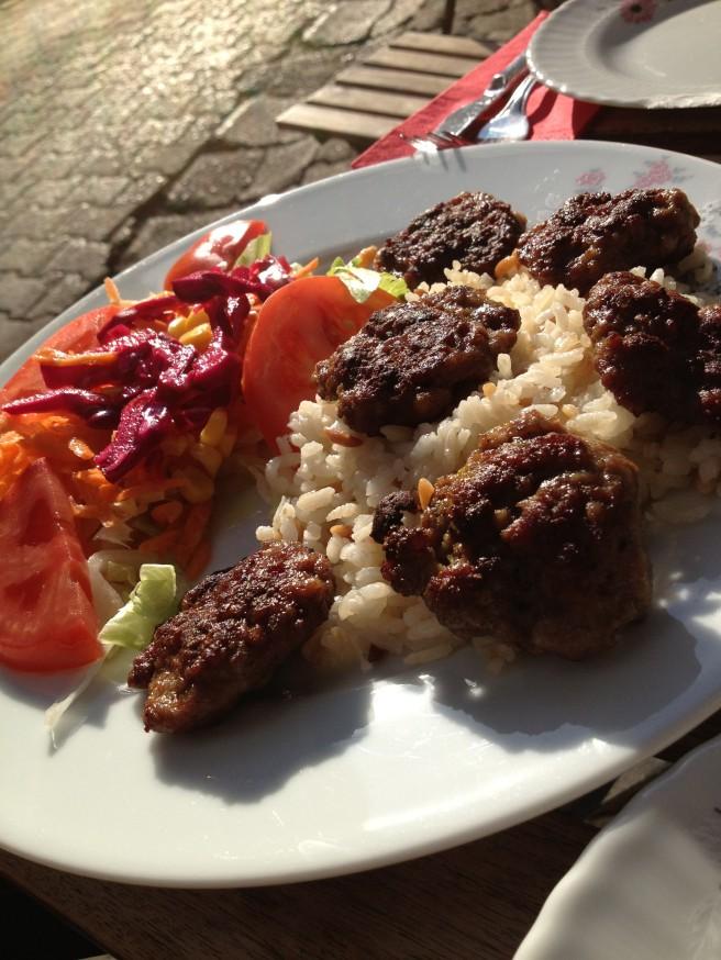 istanbul meatballs