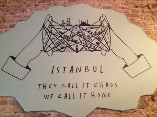 istanbul sign