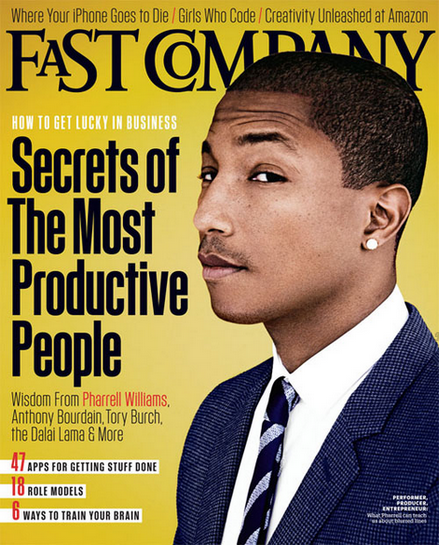 pharrell williams fast company