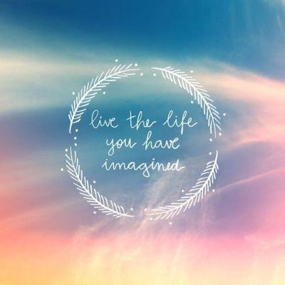live life quote
