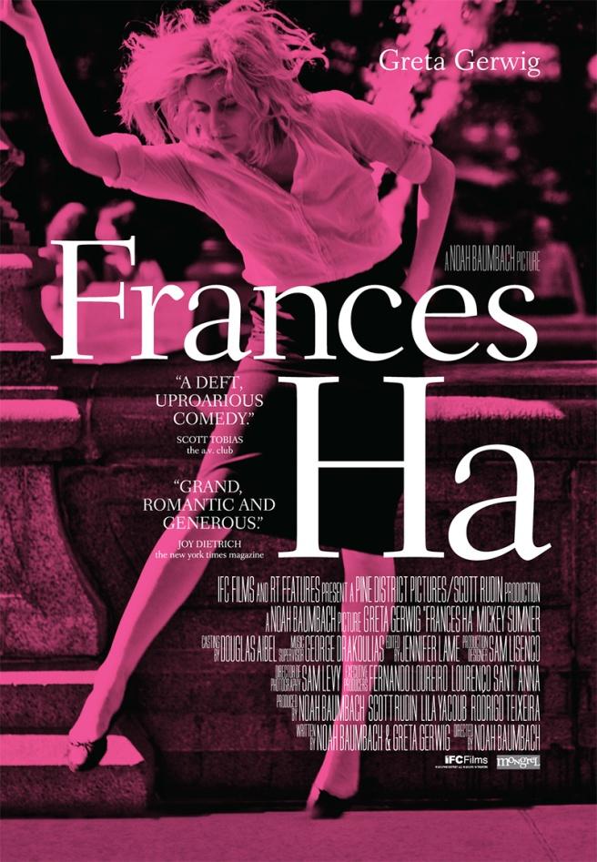 Frances Ha_Poster