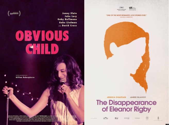 obvious child and disappearance of eleanor rigby