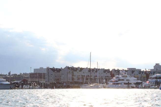 Portland Maine Harbor